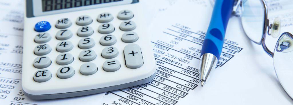 Calculator on a Spreadsheet