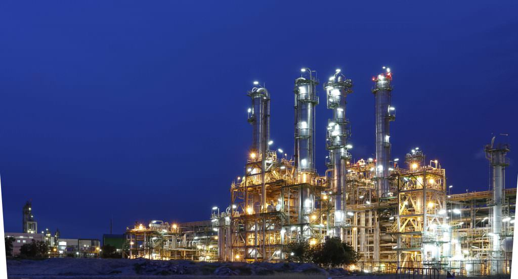 Industrial Energy power plant
